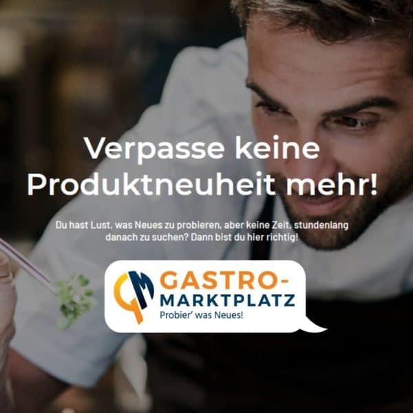 Gastro-Markplatz
